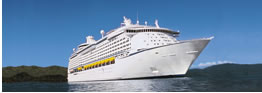 Picture of a cruise ship for special offers